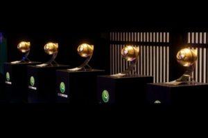فريق برشلونة ينال شرف التتويج بجوائز جلوب سوكر لسنة 2015