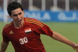 مجلس ادارة فريق الشباب السعودي يعيد ملف  السوري عمر خريبين