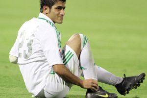 لاعب الأهلي السعودي ياسر الفهمي يتعافى من الاصابة