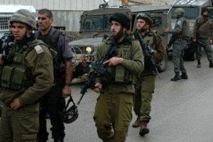 جيش الاحتلال الاسرائيلي يعتقل 13 شخصا في الضفة