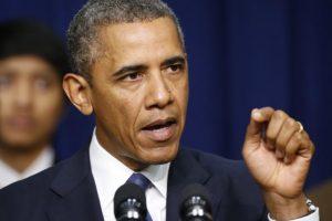 أوباما يؤكد تواصل الخلافات مع طهران بسبب برامج الصواريخ الباليستية