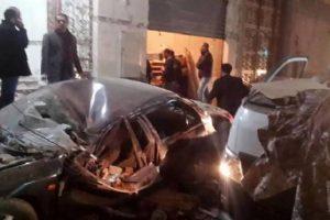 قتلى وجرحى في إنفجار بعبوة ناسفة في شارع الهرم بالجيزة
