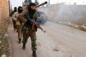 قتلى وجرحى من القوات العراقية والحشد الشعبي في الرمادي