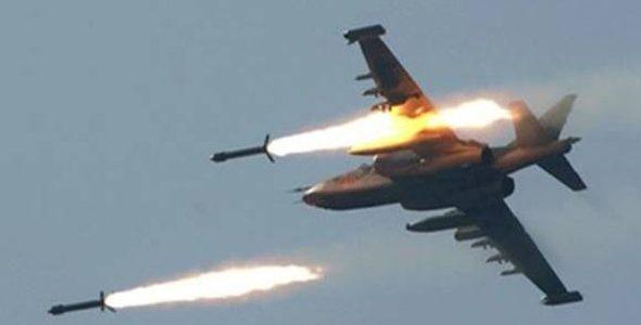الطيران الحربي الروسي يغير على دير الزور والإشتباكات تتواصل