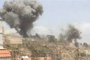 مدينة تعز تحت القصف والمساعدات الإغاثية لم تدخل بعد