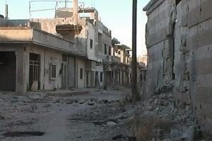 الغوطة الشرقية وبلدات ريف حمص الشمال تعاني الحصار