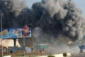إنفجار يهز مدينة عدن مستهدفا منزل مدير شرطة المدينة