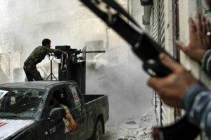 معارك محتدمة متواصلة في كل من ريف درعا وحمص وريف دمشق
