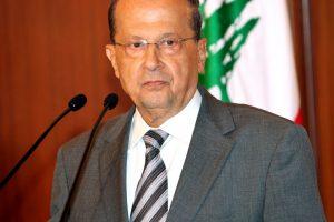 إعلان ترشيح ميشال عون لرئاسة الجمهورية اليوم الإثنين