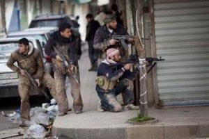 غارات جوية في ريف دمشق وإشتباكات عنيفة في ريف درعا
