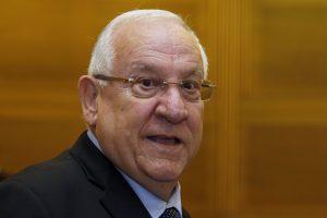 الرئيس الإسرائيلي يحذر من إمكانية إمتداد تنظيم الدولة من خلال عرب 48