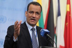 المبعوث الأممي يعود إلى الرياض بعد فشل إنطلاق محادثات الكويت