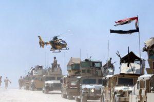 تنظيم الدولة الإسلامية يقتحم حقل نفط ويقصف القوات العراقية في الموصل