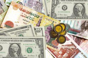 الدولار الأمريكي يصل إلى 13 جنيه مصري للمرة الأولى في السوق السوداء