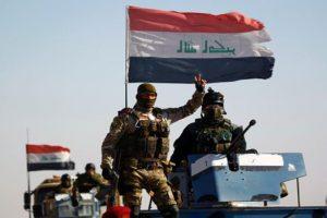 قتلى وجرحى من الجيش العراقي والحشد العشائري بعد إنفجار مفخختين