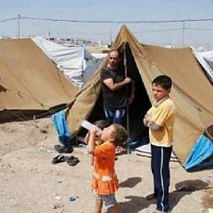 منظمات دولية : 350 ألف مدني عراقي يعانون في مدينة الشرقاط