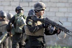 القوات العراقية تبدأ عملية حفر خندق حول مدينة الفلوجة