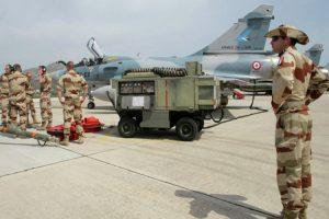 إستنكار رسمي ليبي لتواجد قوات فرنسية في شرق البلاد
