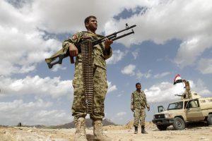 القوات اليمنية تسترجع عدة تلال إستراتيجية في مأرب