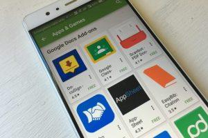 جوجل : إطلاق إضافات لإصدارات أندرويد لتطبيق جداول البيانات والمستندات