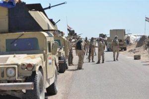 الجيش العراقي يبدأ شن هجوم على جزيرة الخالدية من أجل إستعادتها