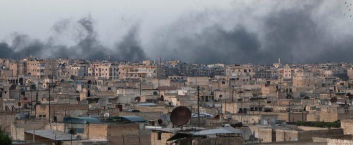 القوات السورية تحكم حصارها لحلب والمعارضة تستعيد كسنبا