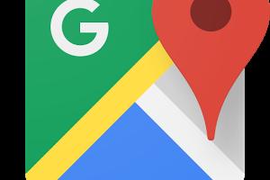 """إطلاق نسخة جديدة من خرائط جوجل مع ميزة """" مناطق الإهتمام """""""
