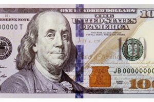محسن في الولايات المتحدة يرمي النقود في الشوارع !