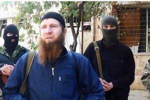 تنظيم الدولة الإسلامية يعلن رسميا مقتل وزير حربه عمر الشيشاني