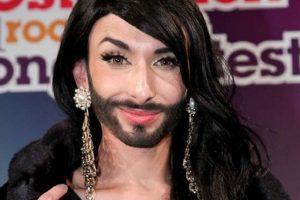 مغني نمساوي يجمع بين الرجل والمرأة ليكون من الجنس الرابع !