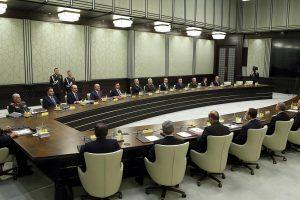 قرارات منتظرة بعد إجتماع مجلس الأمن القومي التركي