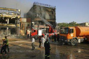 تفجير جديد يهز العراق اليوم في مدينة الخالص