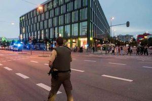 الشرطة الألمانية تنفي ضلوع تنظيم الدولة الإسلامية في هجوم ميونخ