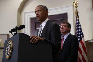 الرئيس الأمريكي يدعو للوحدة ونبذ العنف أثناء تأبين شرطة دالاس