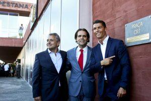 كريستيانو رونالدو ضخ مبلغ 37 مليون يورو لتشييد فندق في ماديرا