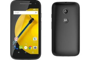 الكشف عن ثالث جيل من هاتف Moto E من طرف شركة موتورولا