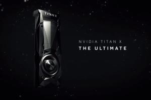 """الإعلان عن بطاقة الرسوميات الأقوى من شركة إنفيديا """" TITAN X """""""