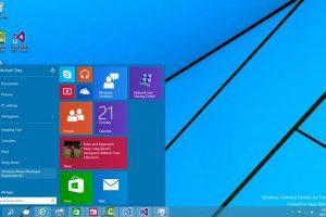 مايكروسوفت : إستعداد لإطلاق نسخة جديدة من نظام التشغيل ويندوز 10