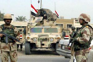 قتلى وجرحى من القوات العراقية والحشد الشعبي في الأنبار والرمادي