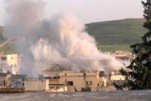 مقتل 21 شخصا في بلدة محيميدة في ريف دير الزور بقصف سوري نظامي