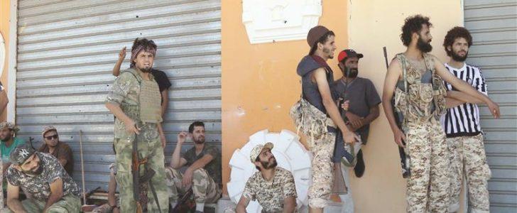 دعم أمريكي من قوات خاصة لعملية البنيان المرصوص في سرت