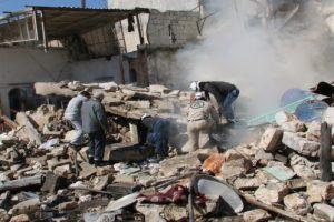 المعارضة السورية المسلحة تعلن عن صدها لمحاولات تقدم من القوات السورية