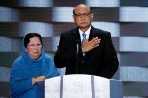إنتقادات لاذعة جديدة موجهة لدونالد ترامب بسبب إنتقاد جندي أمريكي مسلم