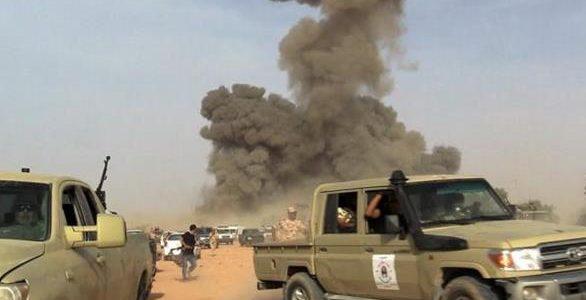 تراجع حدة المعارك في مدينة سرت بعد سيطرة قوات البنيان المرصوص