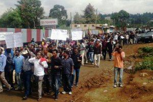 مقتل تسعين متظاهرا في إثيوبيا برصاص قوات الأمن حسب المعارضة