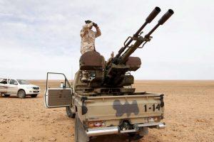 قوات حكومة الوفاق الليبية تسيطر على حي الدولار بشكل كامل
