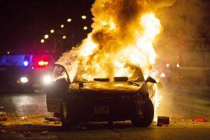 إندلاع أعمال شغب في مدينة ميلووكي بالولايات المتحدة الأمريكية