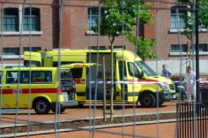 إصابة شرطيتين في بلجيكا في هجوم بساطور ومقتل المنفذ
