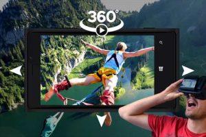 فيس بوك : إطلاق أدوات جديدة لمقاطع الفيديو بتقنية 360 درجة
