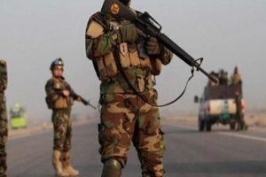 القوات العراقية تستقدم تعزيزات عسكرية لمدينتي هيت والبغدادي